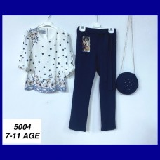 TROUSERS SHIRTS SUIT 5004